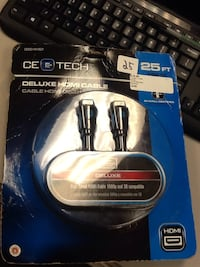 CE Tech Deluxe HDMI Cord Hagerstown, 21740