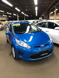 2012 Ford Fiesta (Up to $300 Cash Back!!!) Guelph