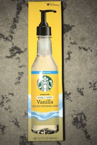 Starbucks sugar free syrup  Norfolk, 23508