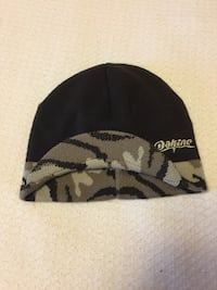 Reversible beanie with lip Stafford, 22554