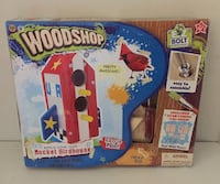 Woodshop USA rocket ship bird house Plaistow, 03865