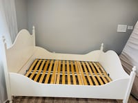 Queen size bed Shelby Township, 48316