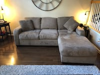 Microfiber Couch - Great Condition Alexandria, 22304
