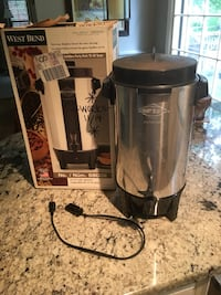 West Bend Coffee Percolator