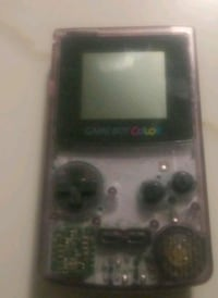 Gameboy Color (Clear) Henderson, 89011