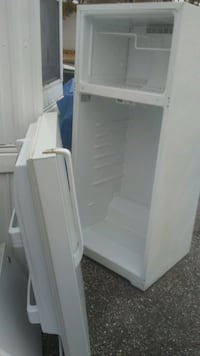 white single-door refrigerator Prince George's County