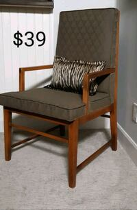 MCM Teak Frame Chair *Delivery Available* Hamilton, L9H 5N7
