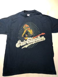 Eric Clapton 2006 Tour Shirt. Size large   Brand new  Vancouver, V5S 4Y1