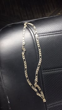 Men chain necklace  Edmonton, T5G 0H8