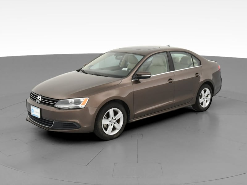 2013 VW Volkswagen Jetta sedan 2.0L TDI Sedan 4D Brown  114d90b3-1849-423d-a47c-fd43fe2720c4