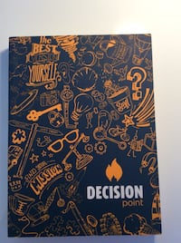 Decision Point book Barrie, L4N 0V5