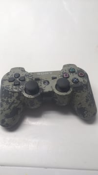 white and black camouflage Sony PS3 controller Crofton, 21114