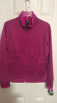 The North Face  jacket woman size large , 33 km