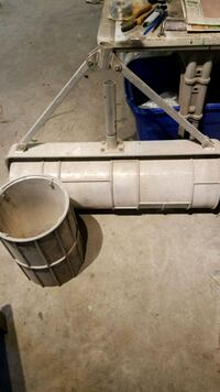 Concrete roll/stamp and edger