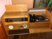 Sound Wave Radio 1and 2,AM/FM Radio, record player  Rockville, 20850