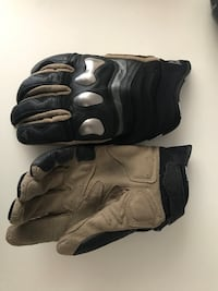 Guantes moto Dainese X-run Valladolid, 47014