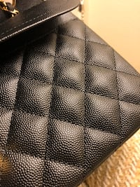 Classic medium chanel with receipt New Westminster