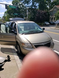 2004 Chrysler Town and Country Boston