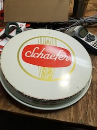 Vintage Schaefer beer tray Bluemont, 20135
