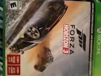 Forza horizon 3 for Xbox one  Barrie, L4N 4Y6