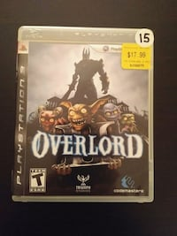 PS3 Overlord II game Vaughan, L4L