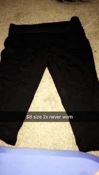 black straight pants Wadena, 56482