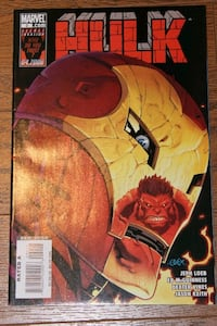 Hulk #2 First Appearance of A-Bomb HOT Marvel Mississauga, L5N 7V4