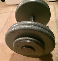 50lbs One Dumbbell Laval, H7T 3C1