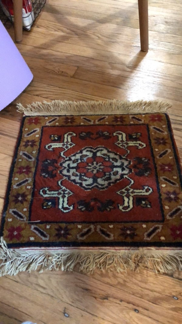 Beautiful Square Small Size Antique Serapi Persian Rug 49355 Country Of Origin Type Circa Date 1900 Meant To Convey A