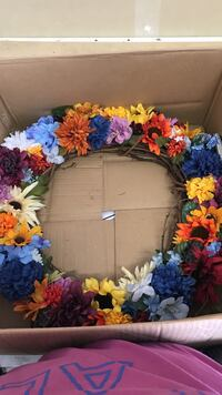 Round florl wreath Pittsburg, 94565