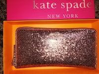Authentic Rose Gold Kate Spade Wallet Mississauga, L5N 6Y6