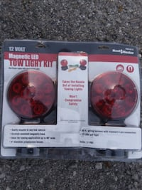 12 volt magnetic tow light kit new in package Cookeville, 38501