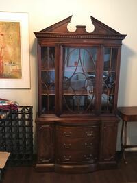 Antique Mahogany China Cabinet Arlington, 22202