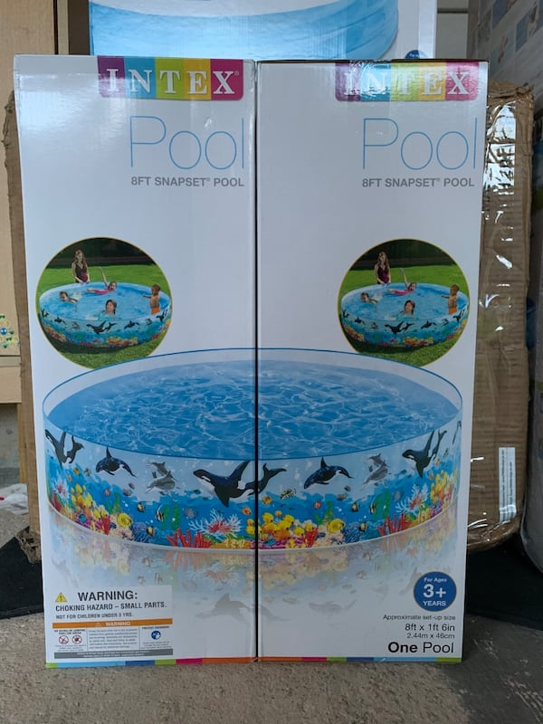 SALE Summer Pool!! Negotiable Above Ground/Inflatable Pools 738524a2-6076-427c-bba5-5d1ff2d0be50