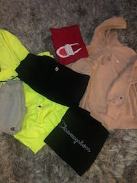 Labor Day sale!!!Champion hoodies, sweats, shirts