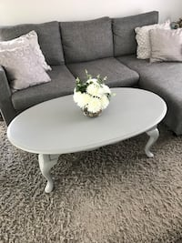 Gray refinished coffee table Barrie, L4N 8P9