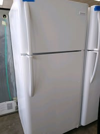 White top and bottom Frigidaire refrigerator  Bowie, 20715