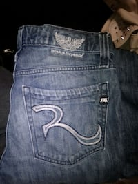 R&R jeans size 32/34