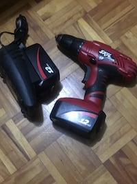 Skill drill with two battery n charger dock  Cambridge