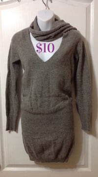 UNITED COLORS OF BENETTON Wool Sweater: Size Small Toronto, M1S 5B3