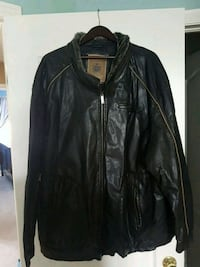Leather jacket Newmarket, L3X 3B5