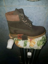 boots timberland nuove 6810 km