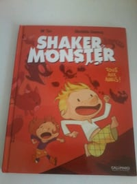 Livre shaker monster Noisy-le-Sec, 93130