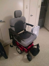 Power chair works very well all most new  Harlingen, 78550