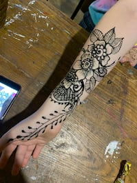 Henna tattooing Allentown