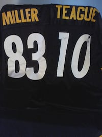 Pittsburgh Steelers Jerseys null