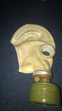 beige gas mask Cape Coral, 33914