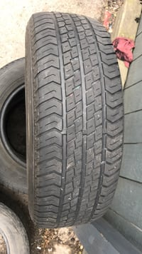 Full set of used tires! Toronto, M3H 5R9