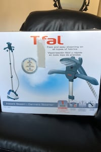T-Fal steamer for clothes and house