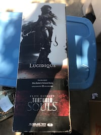 """12""""  Clive Barker's Tortured Souls Limited Edition Lucidique Whittier, 90604"""